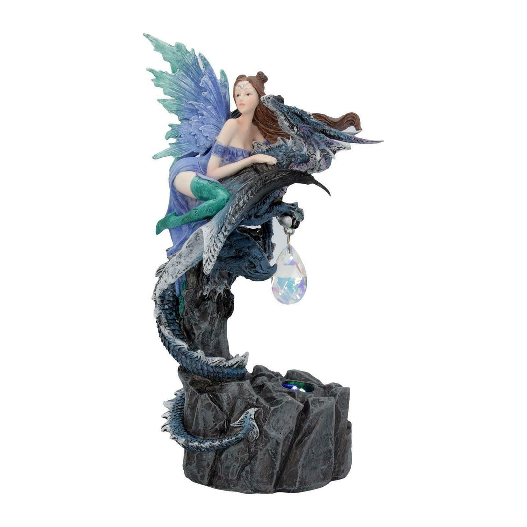 Fairy Dragon Fantasy Figurine Statue Sculpture Decoration Gift
