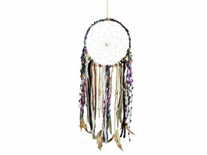 Ashling Harmony Ribbon Dreamcatcher Wall Hanging Decoration Dream Catcher 16cm