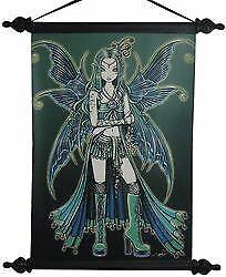 Art Scroll Zoe Fairy by Myka Jelina