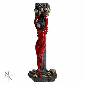 Sexy Submissive Female Candlestick By Nemesis Now A Great Gift For Someone