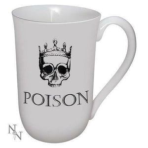 Tea Coffee Nemesis Now Fantasy Gothic Large Ceramic Cup/Mug Boxed (Poison)
