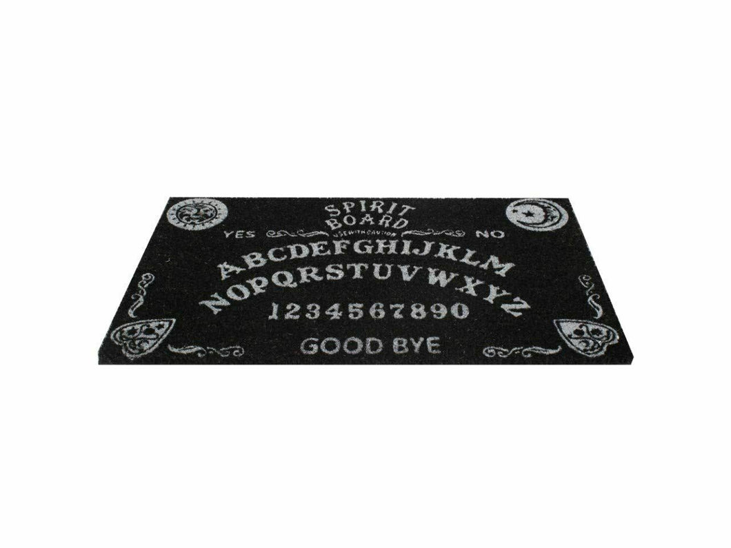 Spirit Board Wiccan Doormat Pagan Decor Occult Unusual Decoration 45x75cm