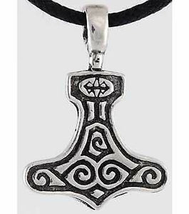 Hammer of the North Amulet Talisman Pendant