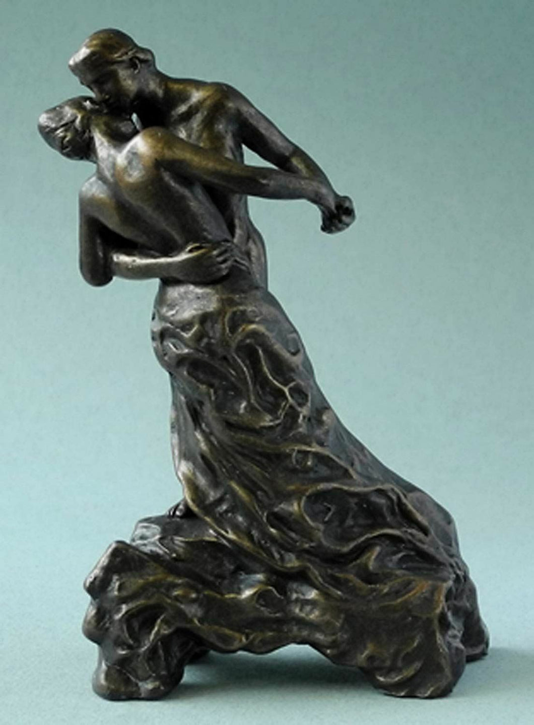 Museum Miniature Reproduction Sculpture The Waltz Camille Claudel Statue
