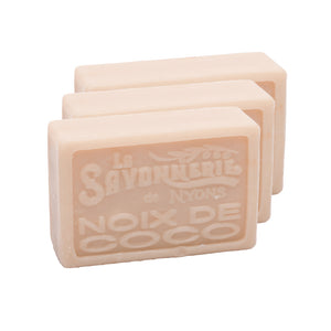 Coconut Soap 100g - Pack of 3