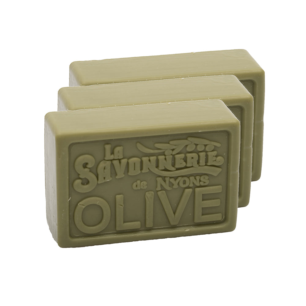 Olive Soap 100g - Pack of 3
