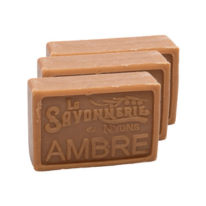 Amber Soap 100g - Pack of 3