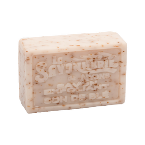Wheat Bran Scrub Exfoliating Soap 100g - Pack of 3