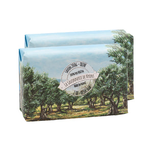 French Soap Depot La Savonnerie de Nyons Olive Fields Organic Soap