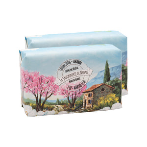 Almond Soap 200g - Pack of 2