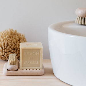 Andrée Jardin Tradition Beech Wood Soap Holder
