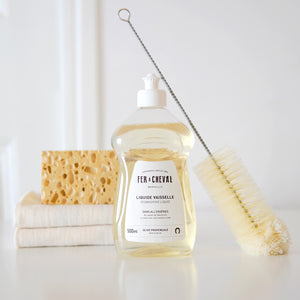 Fer à Cheval Liquid Dish Soap with Marseille Soap (500ml)