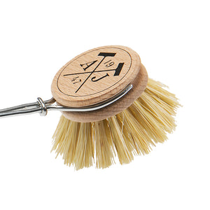Andrée Jardin Tradition Dish Brush Head - Pack of 5