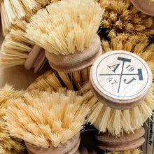 Load image into Gallery viewer, Andrée Jardin Tradition Handled Dish Brush Heads - (Pack of 3)