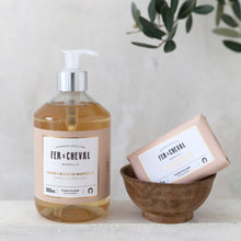 Load image into Gallery viewer, Fer à Cheval Marseille Liquid Soap Olive Blossom 500ml