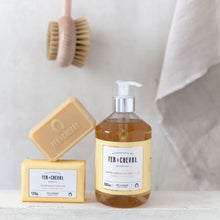 Load image into Gallery viewer, Fer à Cheval Marseille Liquid Soap Honey & Almond 500ml