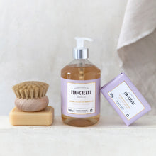 Load image into Gallery viewer, Fer à Cheval Marseille Liquid Soap Energising Lavender 500ml
