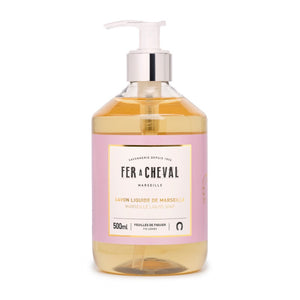 Fer à Cheval Marseille Liquid Soap Fig Leaves 500ml