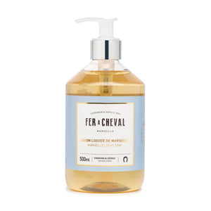 Fer à Cheval Marseille Liquid Soap Seaside Citrus 500ml