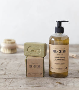 Fer à Cheval Genuine Marseille Liquid Soap Olive Oil 500ml