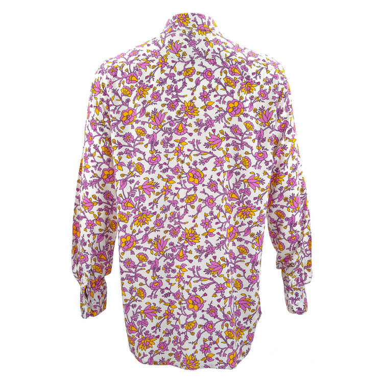 Regular Fit Long Sleeve Shirt - Spring Doodle