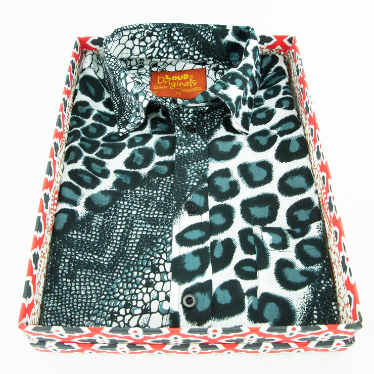 Handmade Luxury A4 Deep Presentation Shirt & Gift Box - Scarlet
