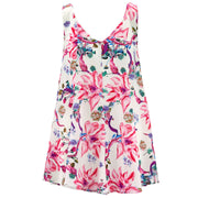 Floaty Dolly Dress - Pink Lily