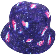 Printed Bucket Hat - Galaxy