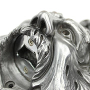Wall Mounted Character Bottle Opener - Green Man (Silver)