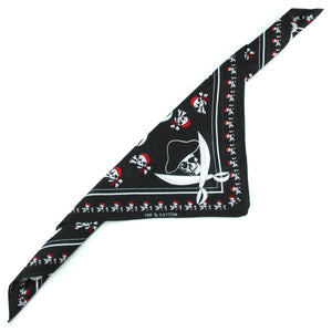 Bandana Face Cover Mask - Pirate Skulls