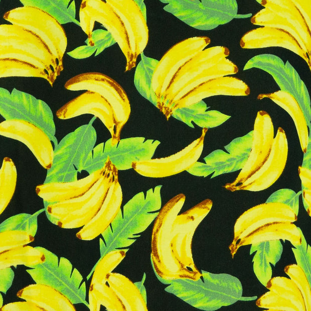 Regular Fit Short Sleeve Shirt - Bananas