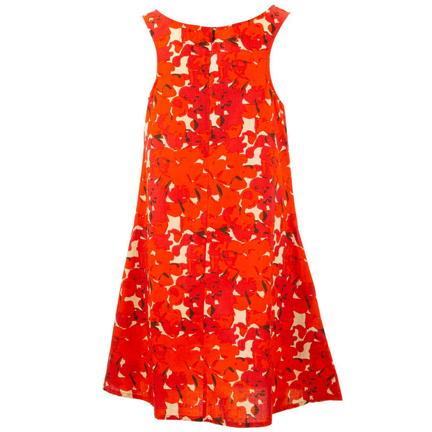 Shift Shaper Dress - Vibrant Orange