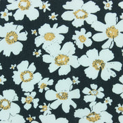 Regular Fit Short Sleeve Shirt - Daisies