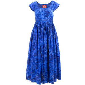 Tea Dress - Azul Wash