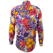 Regular Fit Long Sleeve Shirt - Summer