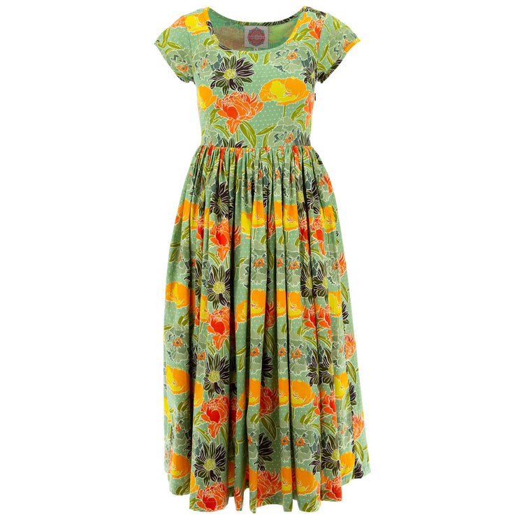 Tea Dress - Retro Floral