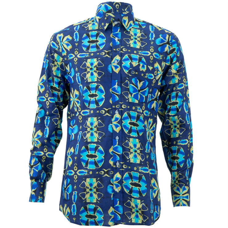 Regular Fit Long Sleeve Shirt - What Do You See?