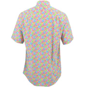 Regular Fit Short Sleeve Shirt - Lollipop