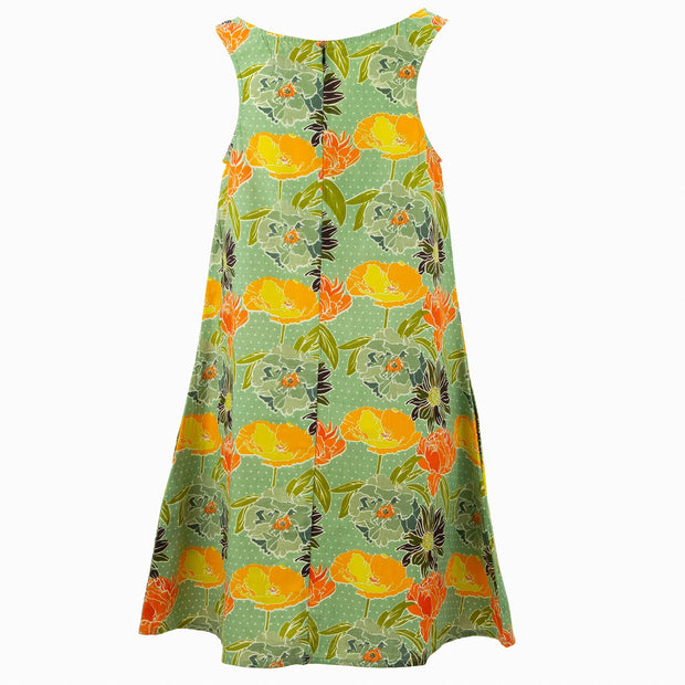 Shift Shaper Dress - Retro Floral