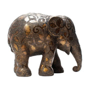 Limited Edition Replica Elephant - Golden Clovers