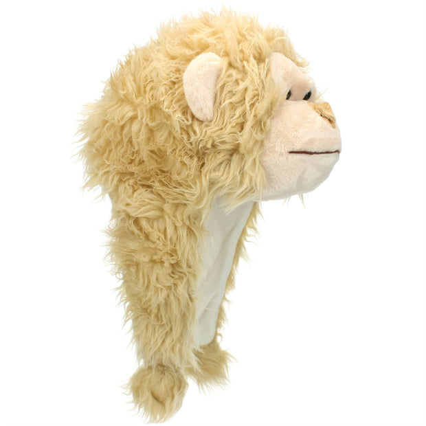 Childrens Character Hat - Monkey
