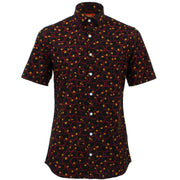 Tailored Fit Short Sleeve Shirt - Single Cells