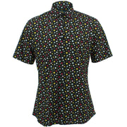 Slim Fit Short Sleeve Shirt - Celebration