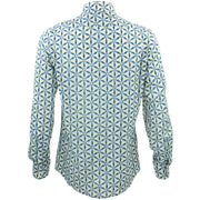 Slim Fit Long Sleeve Shirt - Geodesic