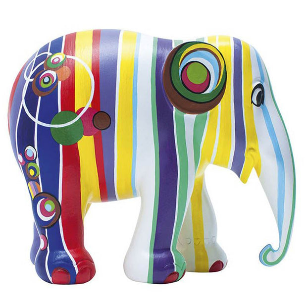 Limited Edition Replica Elephant - Colour Me Beautiful (10cm)