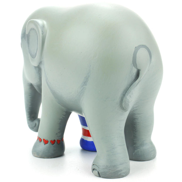 Limited Edition Replica Elephant - We Love Mosha UK (10cm)