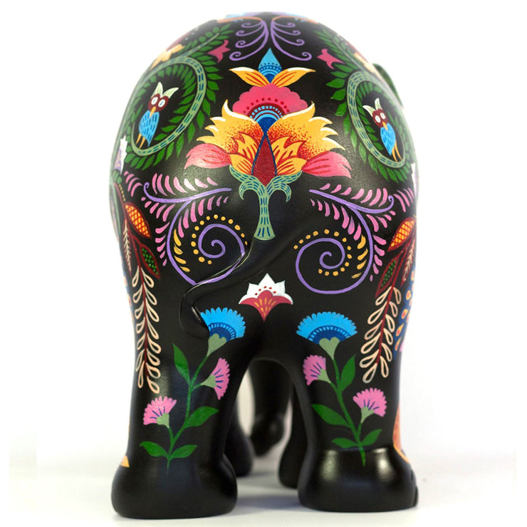 Limited Edition Replica Elephant - Forest Folk Tales
