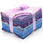 Cotton Batik Pre Cut Fabric Bundles - Fat Quarter - Tinted with Magic