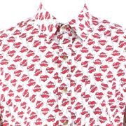 Regular Fit Short Sleeve Shirt - Love Hearts