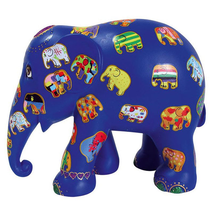 Limited Edition Replica Elephant - Santhi Ganesh